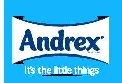 Freebies for entering codes from packs of Andrex