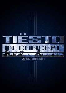 Tiesto in Concert Directors Cut Blu Ray or DVD- Pre Order for £9.03 or £6.81 delivered @ Grooves-Inc