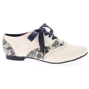 Iron fist Oxford flat shoe £18.05 inc del@shoe.co.uk