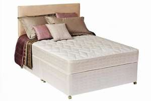 Silentnight Miracoil 4 Drawer Double Divan Bed £259 delivered @ Mattress.co.uk