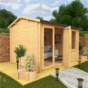BillyOh Devon Log Cabin £999.49 @ Garden Buildings Direct