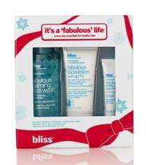 bliss it's a 'fabulous' life gift set was £39 now REDUCED to £19.50