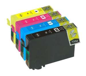 Epson Compatible 18XL Printer Ink/ Impact Computers/ £9.30 Free Ship