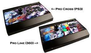 STREET FIGHTER X TEKKEN ARCADE STICK FIGHTSTICK XBOX 360 PS3 - £49.99 @ Gameshark