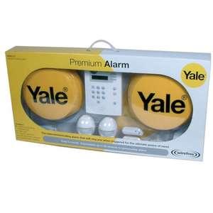 Yale Premium Alarm Kit (HSA6400) £162 delivered @ IronmongeryDirect
