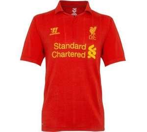 Liverpool FC 2012-2013 Home shirt  - £10 + (3.99 del)