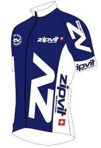 ZipVit Sport Clothing - Short Sleeve Cycle Jersey INCLUDING Arm Warmers £23.99