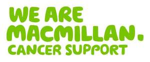 Free £1 donation to Macmillan Cancer Support