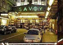 The Savoy Hotel, Gordon Ramsay, London, Lunch 3 Courses + Bellini £26 Toptable