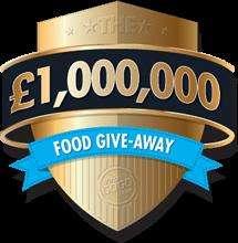 Pizza GoGO One million pound giveaway - free food (I got a free £9.95 medium Mexicana pizza)