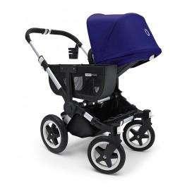 Bugaboo donkey electric blue fabric set - £39 limited edition winstanley's pram world