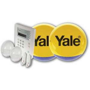 Yale Premium Alarm Kit £159 incl free next day delivery @ Ironmongery Direct