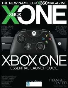 Xbox -XONE - formerly X360 magazine 3 issues/months for £1 @ uniquemagazines.co.uk