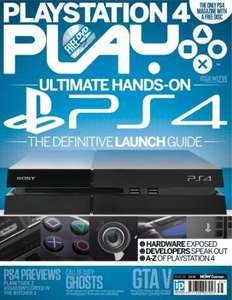 Play magazine 3 issues/months for £1.00 @ uniquemagazines.co.uk