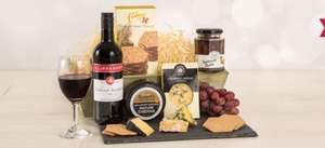 Free delivery on All Christmas Hampers + 20% off (using code XMAS20) + 16% Cashback @ihampers