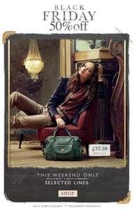 Nica selected handbags 50% Black Friday
