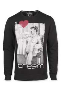 Religion sweatshirt was £63.95 delivered now £23.95 delivered with click and collect option @ Fallen Hero