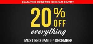20% off at liverpool online store