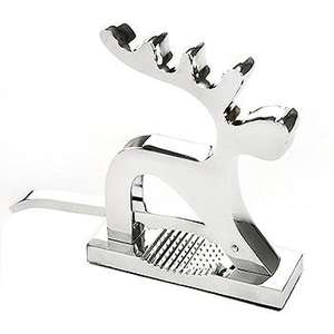 Crack some Nuts with a Silver Reindeer was £12.99 now £9.99 + £2.95 delivery @Totally Funky