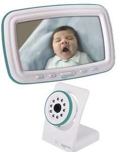 NScessity 7inch Baby monitor with HD camera and infrared, 150m range  £75 down from £199.99 @ NCT