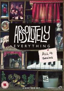 Absolutely Everything - the 8-disc DVD box set of the Channel 4 Comedy £9.75 @ Amazon