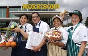 Morrisons Leicester key cutting 3 keys for £10 less than 2 minutes per key