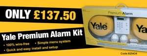 Yale Premium Alarm Kit @ Ironmongery Direct - £132