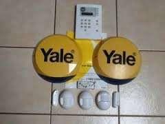 Yale Premium Alarm Kit 6400 + extra PIR DETECTOR+NEXT DAY DELIVERY == @ Ironmongerydirect