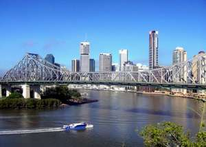 Flights from Dublin to Brisbane in Decfor Christmas and New year for only £692 per person with STA Travel