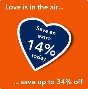 Today Only - Get upto 34% off Car hire + 9% Quidco @ Budget