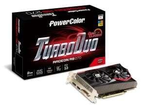 PowerColor R9 270 2GB £119.99 @ ebuyer