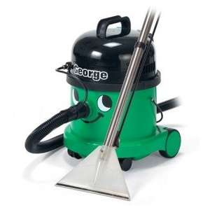 George - Numatic 3 in 1 Wet/Dry Carpet/Vacuum Cleaner  £179.99 @ Lyco , free delivery, 8% casback- Quidco