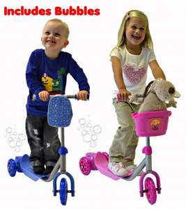 Kids Scooter @ Fun4Kids - 50% off this week only now £14.95