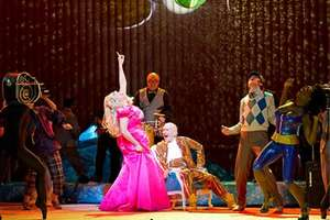 anna nicole - royal opera house - tickets for £1