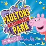 paultons park, on the gate, its a family ticket for 3 for £68.