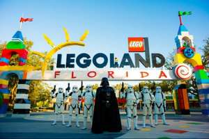 LEGOLAND Florida & SeaWorld Parks Combo Ticket - Adult £99 Child £94 @ attraction-tickets