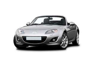 MAZDA MX-5 CONVERTIBLE1.8iSE2dr [Air Con] was £18470 now £14588 @ new car discount.com