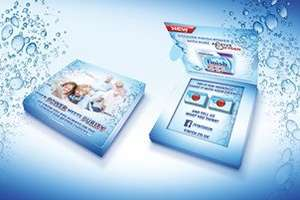 It's Back!!! Free Finish Power & Pure Quantum Dishwasher Tablets.
