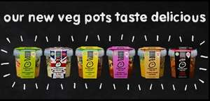 FREE - Innocent Veg Pot!!!! at Innocent Drinks