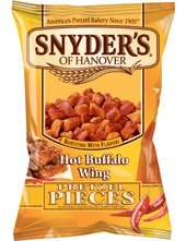 Snyder's American Pretzel Pieces £1ish @ AGAFoodHall with free delivery (Min order £30)