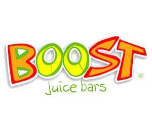 Get a FREE boost smoothie by trading in your drink! @ Boost Juice Bars
