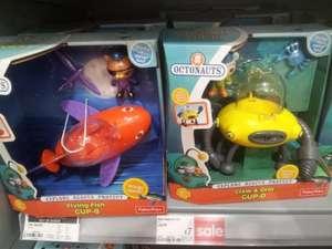 Octonauts Gup Vehicle Toys £7 in Asda