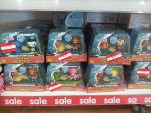 Octonauts Figure Packs,  were £5.97, now £2.50 in Asda.