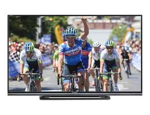 """Sharp 50"""" TV this weekend only £379.@ Sharp"""