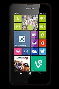 Lumia 630 £59.95, 4G Lumia 635 £79.95 @ CPW payg upgrade