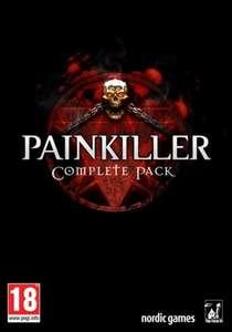 Painkiller Complete Pack (Steam) £5.09 @ Gamefly