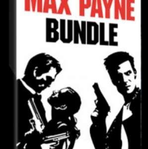 Max Payne bundle 1&2 (steam) £2.99 @ Gamefly