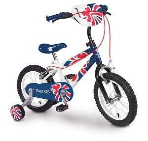 """Kids 14"""" bike only £39.99 from big red warehouse for 1 week only"""
