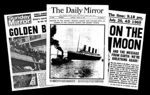 Historic-Newspapers.co.uk and Find My Past Deal with 50% or £20 Off