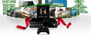 Xbox One + Forza + GTA V @ Microsoft Store - £299.99 (works out at £264.99 after Quidco cashback)